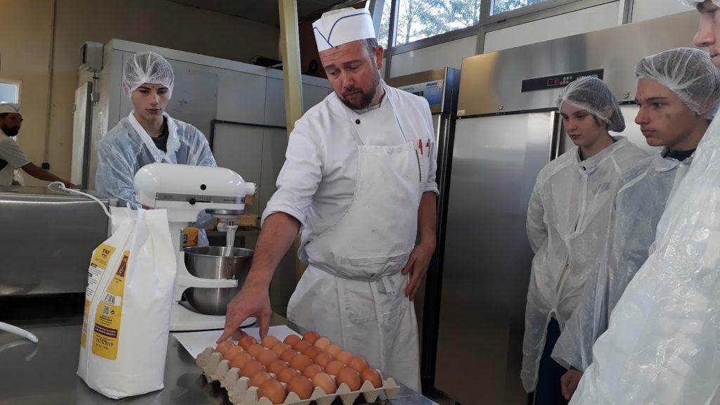 Découverte des métiers de la cuisine