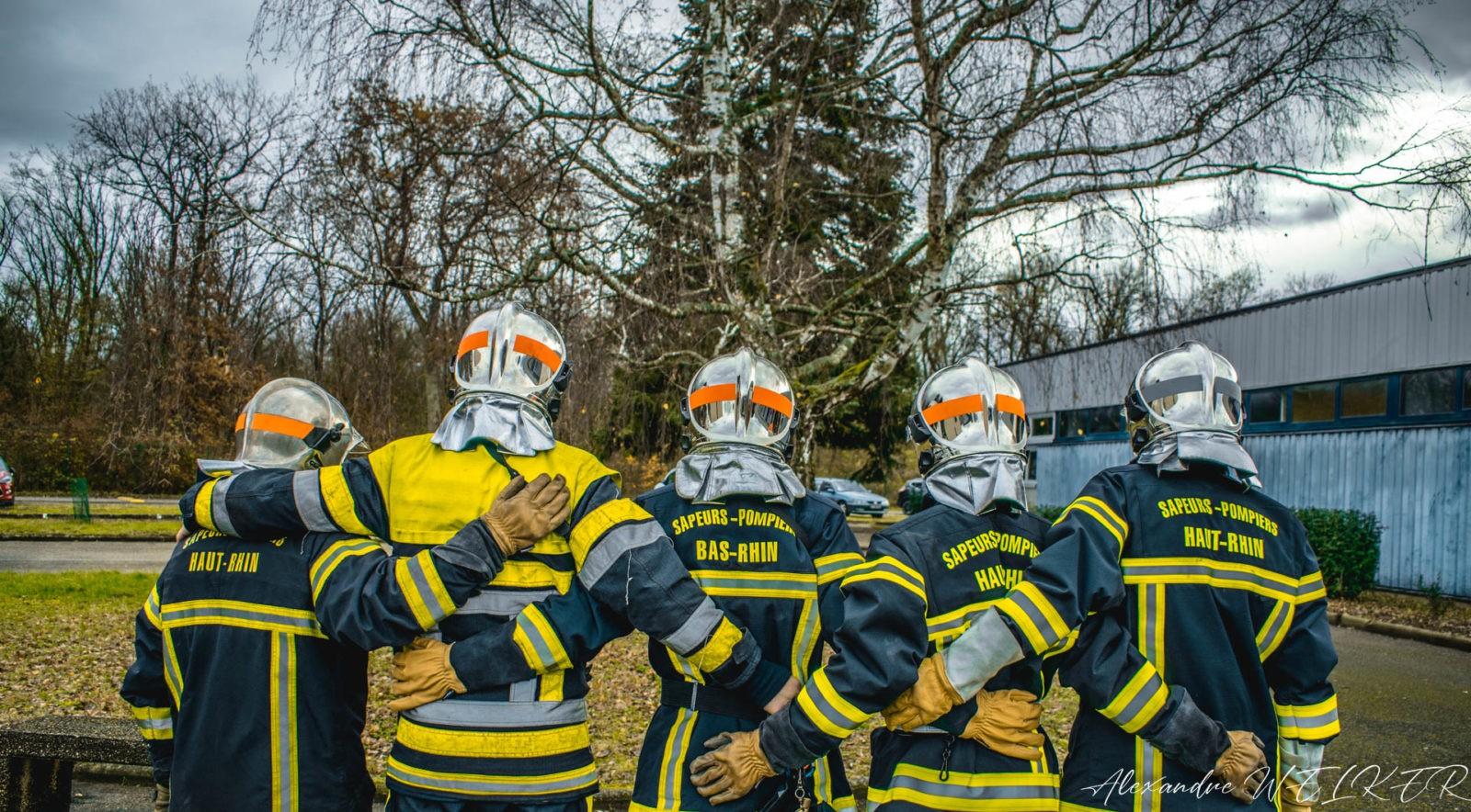 Futurs sapeurs-pompiers ?